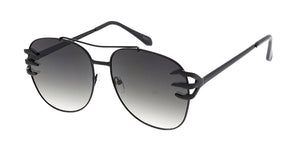 4822 Women's Metal Large Aviator Claw Accent