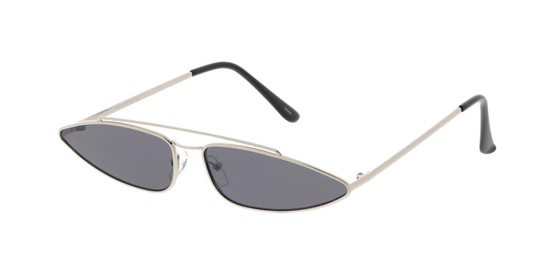 4829 Women's Metal Small Triangular Frame