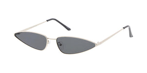 4836 Women's Metal Small Triangular Frame
