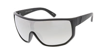 6050ME/RV Men's Plastic Casual Oversized Shield w/ Color Mirror Lens