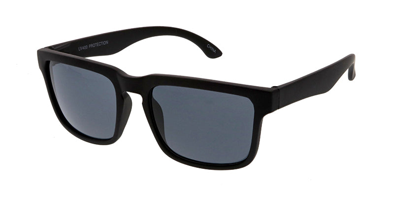 ef0972615671 ... 6073ME/SFT Men's Casual Plastic Square Frame w/ Soft Rubberized Finish