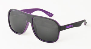 6122KSH KUSH Plastic Color Accent Frame