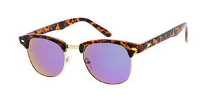 6239RV Unisex Combo Clubbers w/ Color Mirror Lens