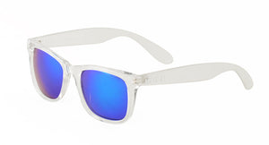 6321KSH/RV KUSH Plastic Crystal Frame w/ Color Mirror Lens