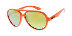 6401KSH/RV KUSH Plastic Color Frame w/ Color Mirror Lens