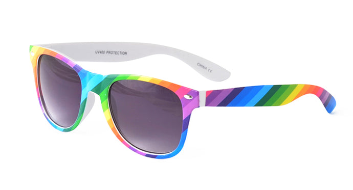 6504RBW Unisex Plastic Standard WF Rainbow Print Frame (Single Color)