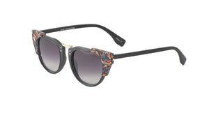 6569 Women's Combo Printed Accent Frame