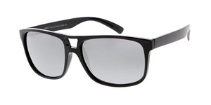 6810ME/RV Men's Plastic Casual Frame w/ Color Mirror Lens