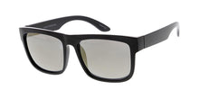 6838ME/RV Men's Plastic Casual Frame w/ Color Mirror Lens