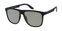 6946ME/RV Men's Plastic Casual Soft Rubberized Finish Frame w/ Color Mirror Lens