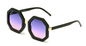 7031 Women's Large Plastic Octagon Frame