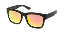 7231ME/REV Men's Plastic Casual Frame w/ Mirrored Lenses