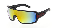 7361KSH/RV KUSH Plastic Shield Frame w/ Color Mirror Lens