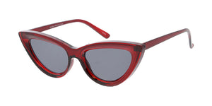 7649 Women's Plastic Medium Cat Eye Frame