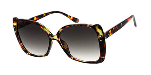 7840 Women's Plastic Large Butterfly Frame