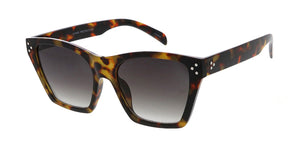 7896 Women's Plastic Medium Cat Eye Frame