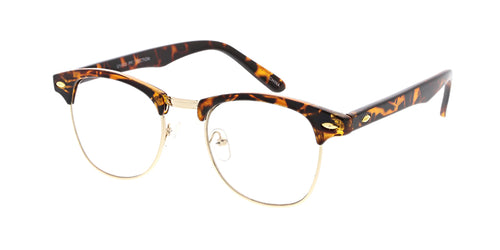 8457CLR Unisex Classic Combo Clubbers w/ Clear Lens