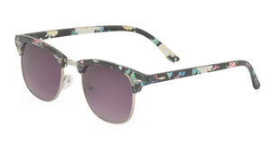 8724FLR Women's Classic Combo Clubbers w/ Floral Print