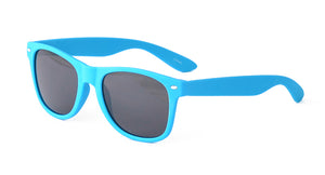 8865COL/SFT Unisex Plastic Classic Soft Rubberized Finish Color Frame WF