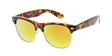 9733RV Unisex Combo Large Clubber w/ Color Mirror Lens
