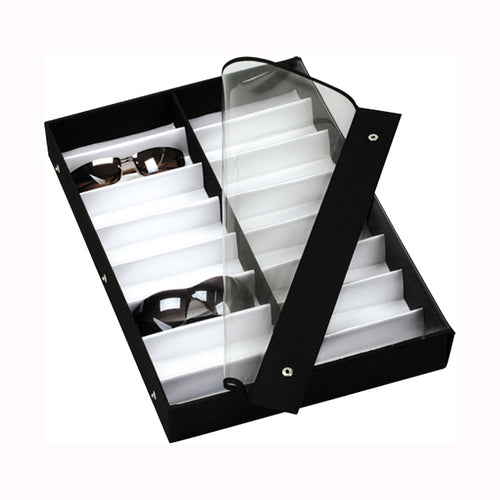 HT-8022CLR Display Tray w/ Clear Cover