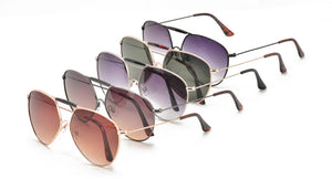 4065 Women's Metal Aviator