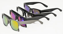 6875ME/RV Men's Plastic Casual Combo Frame w/ Color Mirror Lens