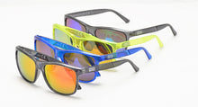 6989KSH/RV KUSH Plastic Crystal Color Frame w/ Color Mirror Lens