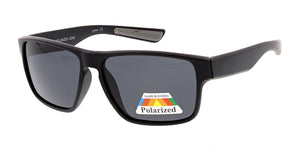 POLS2013 Men's Casual Plastic Frame w/ Polarized Lens