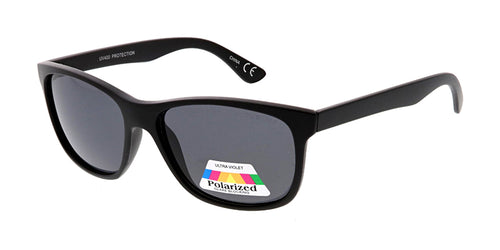 POLS2019 Men's Casual Plastic Frame w/ Polarized Lens