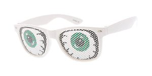 PT621 Novelty WF Frame w/ Bulging Eyes Printed Lens