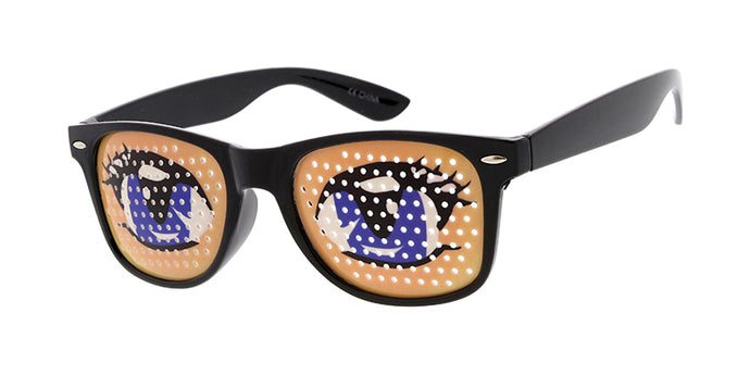PT625 Novelty WF Frame w/ Assorted Eyes Printed Lens