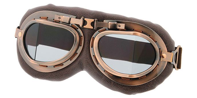 PT643 Novelty Steampunk Motorcycle Goggles