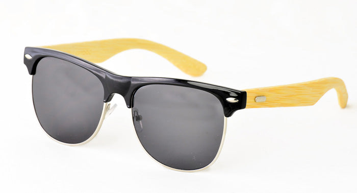 WD007 Unisex Combo Clubber Bamboo Temples