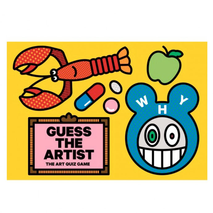 Guess the Artist Quiz Game