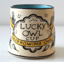 Lucky Burrowing Owl Cup