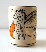 Lucky Dragon Cup