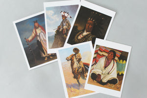 Haub American West Notecards