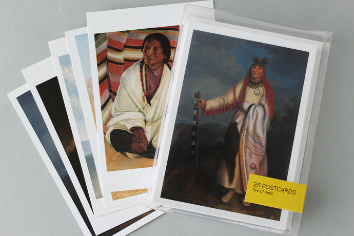 Haub American West Postcard Set