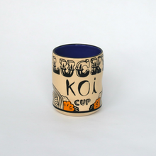 Lucky Koi Ceramic Cup