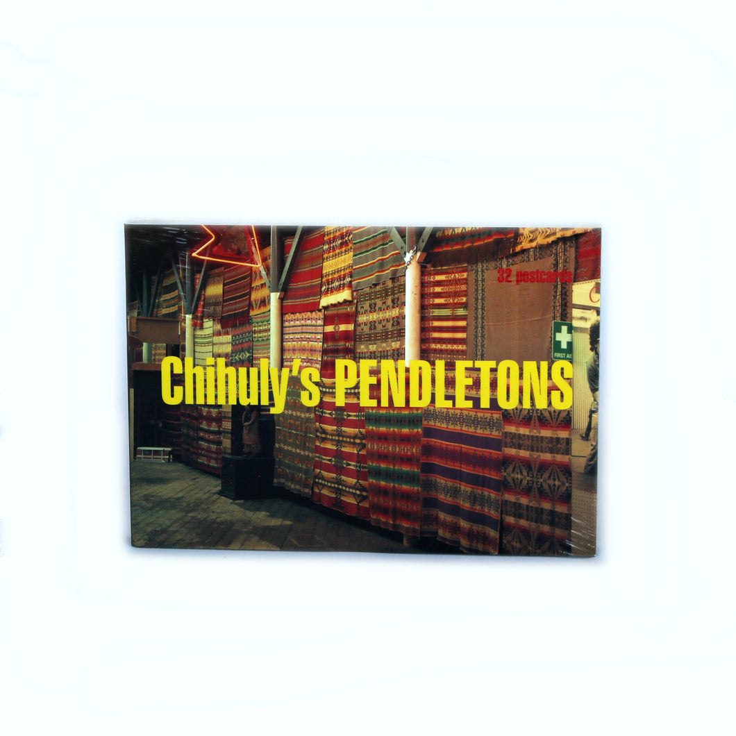 Chihuly's Pendletons Postcards