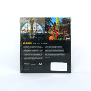 Chihuly Short Cuts Collection: 4-Disc DVD Set