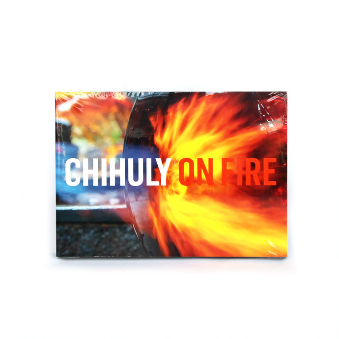Chihuly: On Fire Postcard Set