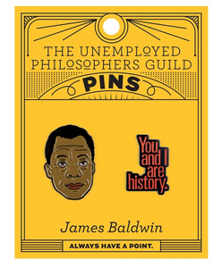 Baldwin & History Pin Set