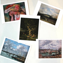 Lindberg Collection Postcard Set