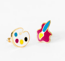 Yellow Owl Workshop Stud Earrings