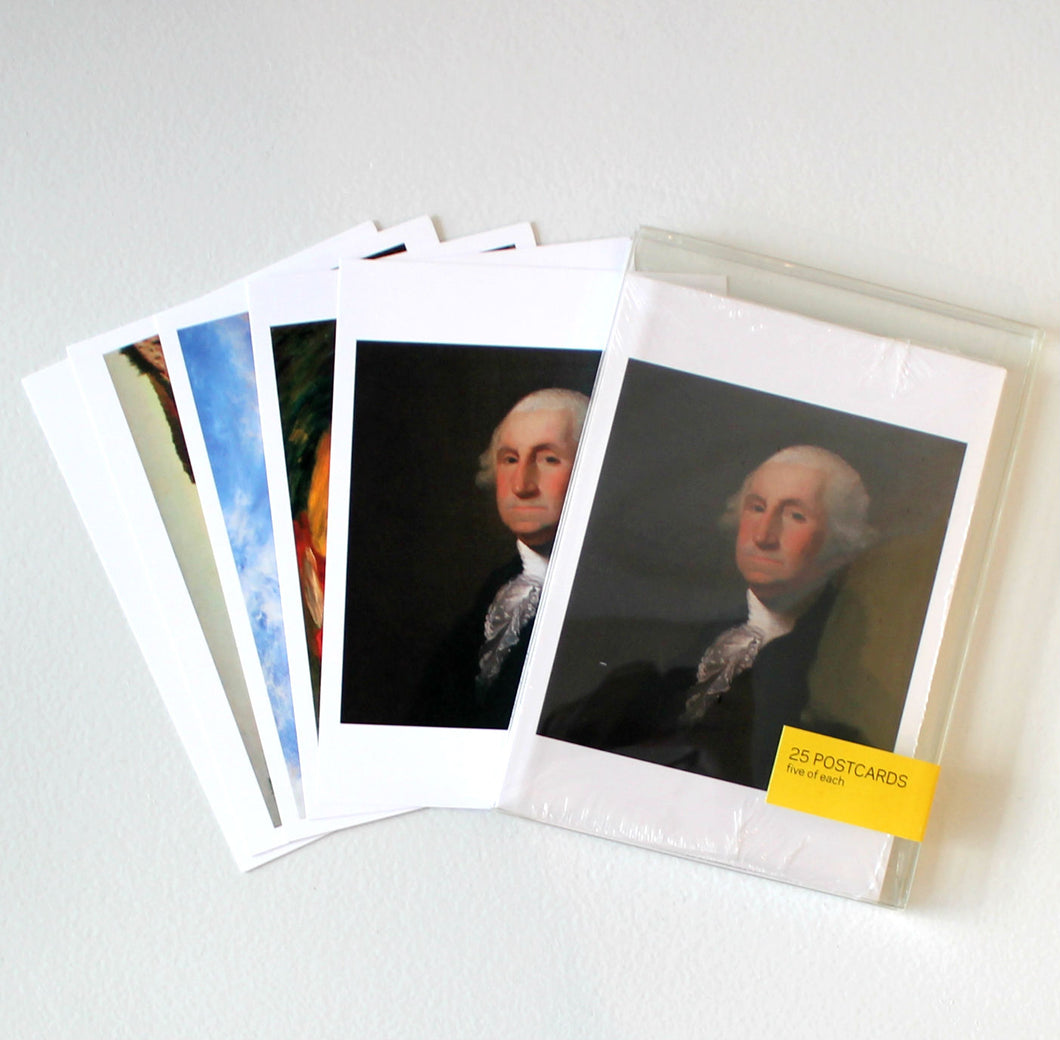Permanent Collection Postcard Set