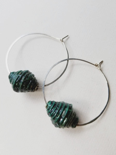 Chrysalis Hoops