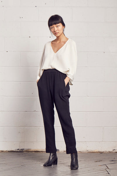 'PJ' Quilted Pant