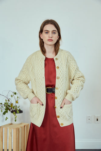 Audrey Cardigan | Natural